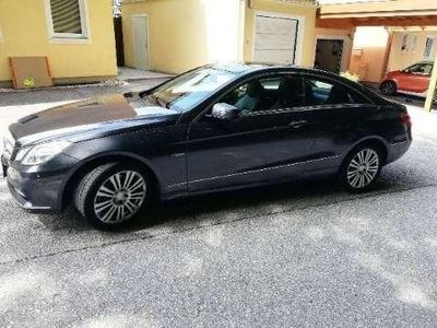 gebraucht Mercedes E250 BlueEfficiency CDI Aut.