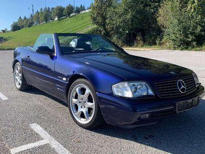 gebraucht Mercedes SL320 SL Edition 4-Sitze Cabrio / Roadster