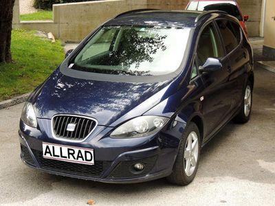 gebraucht Seat Altea XL Chili 1,9 TDi DPF 4WD - aus 2 Besitz ! Kombi / Family Van,