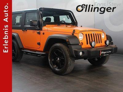 gebraucht Jeep Wrangler Sport 2,8 CRD Aut., 200 PS, 3 Türen, Automatik