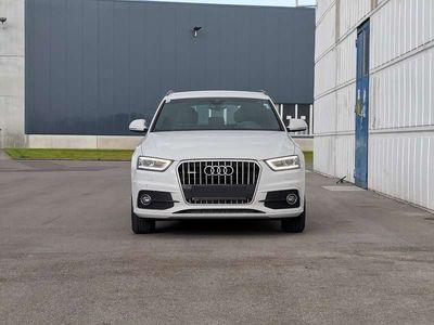 gebraucht Audi Q3 TDI quattro Sport S-Line Assistent SUV / Geländewagen