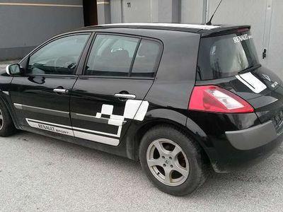 gebraucht Renault Mégane Klein-/ Kompaktwagen,