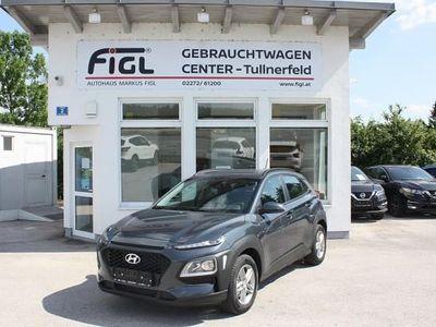 gebraucht Hyundai Kona 1,0 T-GDi 2WD Level 3 Garantiebeginn 27.06... SUV / Geländewagen,