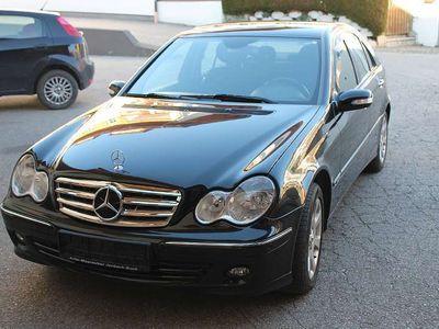 gebraucht Mercedes C200 C-KlasseElegance Limousine