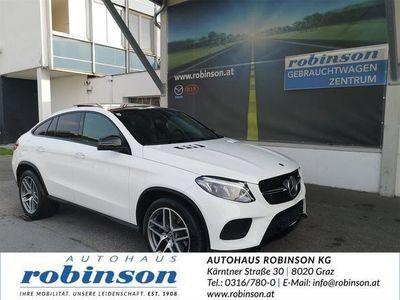 gebraucht Mercedes GLE350 d Coupe Allrad Aut. *AMG PAKET*21AMG*PANO*