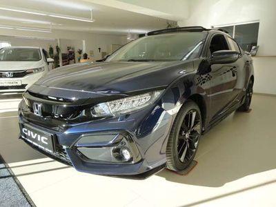 gebraucht Honda Civic 1,0 VTEC Turbo Exe Sport Line inkl. Winterräder