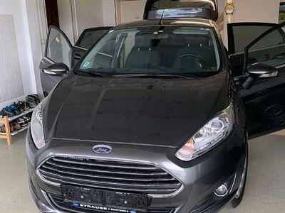 gebraucht Ford Fiesta 1.0 Eco Boost Klein-/ Kompaktwagen