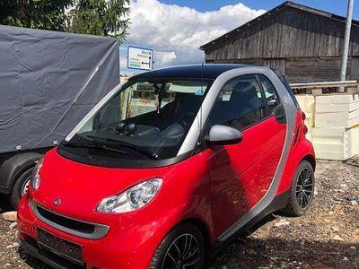 gebraucht Smart ForTwo Coupé 0.8cdi Klein-/ Kompaktwagen