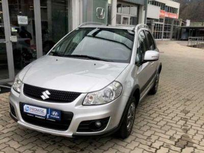 gebraucht Suzuki SX4 1,6 GLX 4WD Traveller AHV +Standheizung Privatver