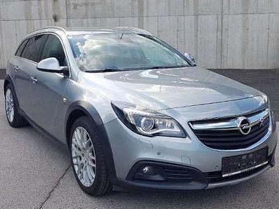 gebraucht Opel Insignia Country Tourer Kombi / Family Van
