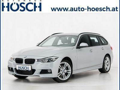 gebraucht BMW 320 d xDrive Kombi M-Sport Aut. LP:62.854,-/mtl.233.-*