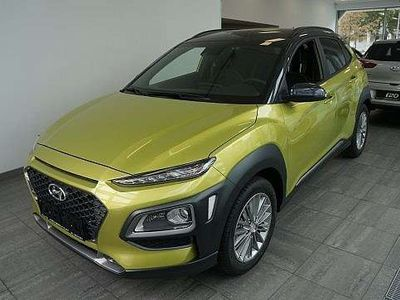 gebraucht Hyundai Kona 1,6 T-GDi 4WD Premium SUV / Geländewagen,