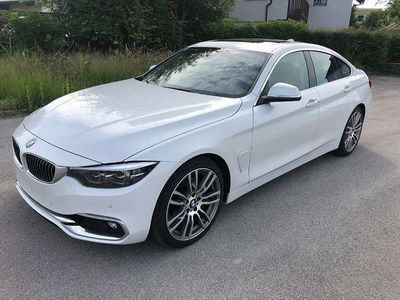 gebraucht BMW 430 Gran Coupé 4er-Reihe i Luxury Line Aut. Sportwagen / Coupé