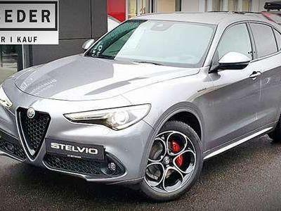 gebraucht Alfa Romeo Stelvio Veloce 2,2 16V 210 AT8 Q4 SUV / Geländewagen