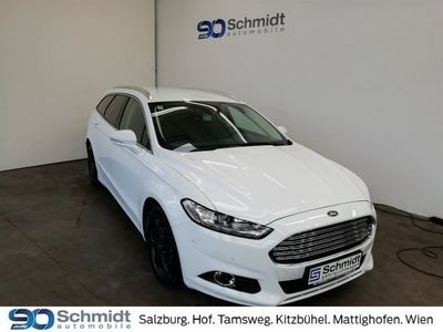 used Ford Mondeo Titanium Traveller 2,0TDCi 150PS PWST S/S F