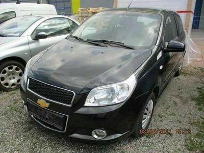 gebraucht Chevrolet Aveo 1,4 LT Klein-/ Kompaktwagen