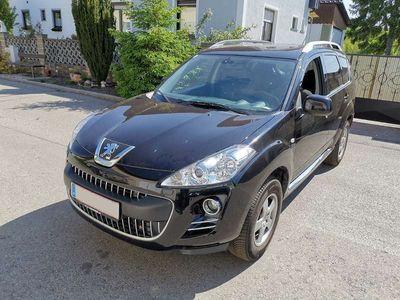 gebraucht Peugeot 4007 2.2 HDI Exklusiv SUV / Geländewagen