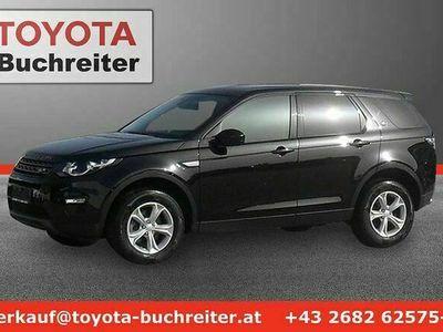 gebraucht Land Rover Discovery Sport 2,0 TD4 4WD SE Aut. SUV / Geländewagen