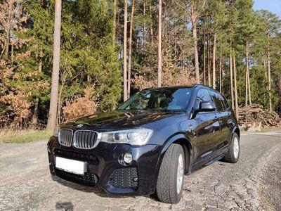 gebraucht BMW X3 xDrive 20d Ö.-Pak. M-Pak. Stdhzg. Aut.