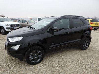 gebraucht Ford Ecosport 1.5 EcoBlue TDCi AWD Cool & Connect