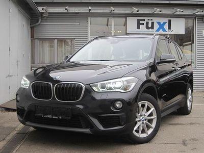 gebraucht BMW X1 xDrive18d Advantage Aut. NAVI/LED/SPORTAUTOMATIK/