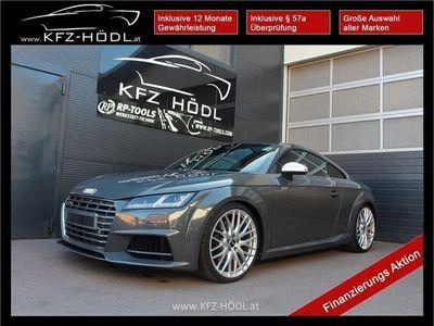 gebraucht Audi TT Roadster TTS Coupé 2,0 TFSI quattro S-tronic, 310 PS, 3 Türen, Automatik