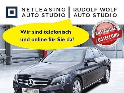 gebraucht Mercedes C220 d Avantgarde+Advanced+SHD+DAB+Kam+Multibea Klima