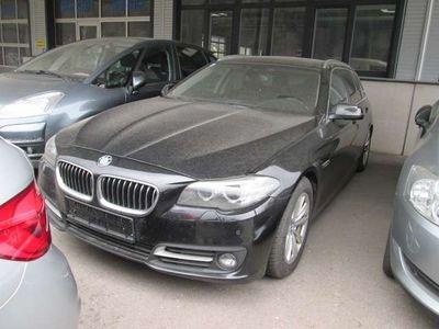 gebraucht BMW 520 5er-Reihe d Touring Panorama Navi PDC Kombi / Family Van