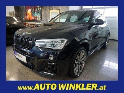 gebraucht BMW X4 M40i 20''/LED/Navi/Kamera