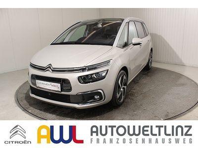 gebraucht Citroën C4 SpaceTourer GC4S BHDI 160 EA8 SHINE Kombi / Family Van