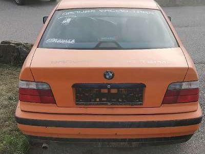 gebraucht BMW 316 3er-Reihe E36 i Limousine,