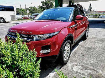 gebraucht Land Rover Range Rover evoque 2.2D SUV / Geländewagen
