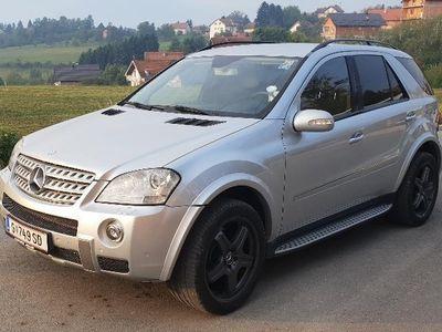 gebraucht Mercedes ML420 CDI 4MATIC Aut. DPF