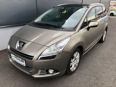 used Peugeot 5008 2,0 HDI Exclusive FAP