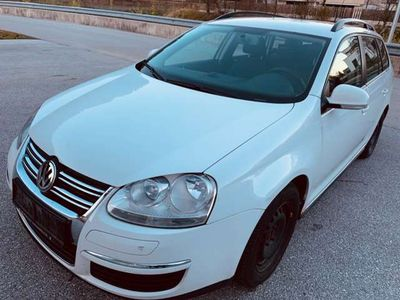 gebraucht VW Golf Variant Trendline 1,9 TDI DPF