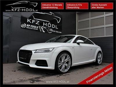 gebraucht Audi TT Coupé 1,8 TFSI S-LINE