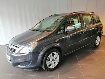 gebraucht Opel Zafira 1,8 DOHC Ecotec Classic