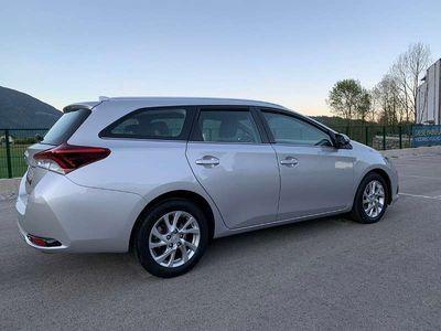 gebraucht Toyota Auris TS 1,4 D-4D ACTIVE EDITION Kombi / Family Van