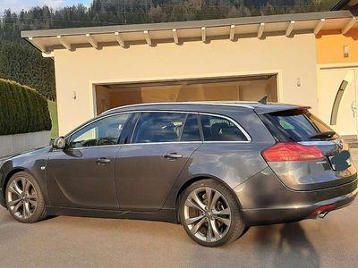 gebraucht Opel Insignia OPC-line Kombi / Family Van