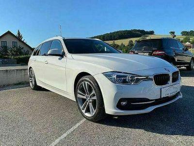 gebraucht BMW 320 320 d xDrive Touring Sport Line Aut. Head Up, Rü...