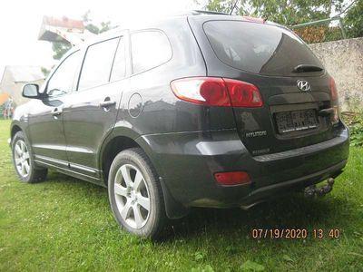 gebraucht Hyundai Santa Fe 2,2 Crdi 4WD SUV / Geländewagen