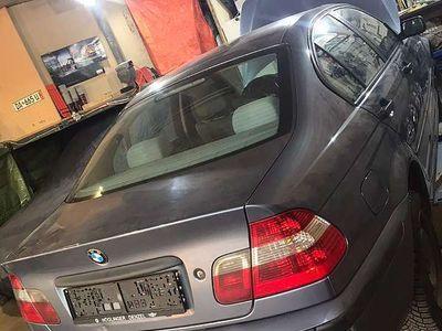 gebraucht BMW 320 3er-Reihe d facelift Limousine