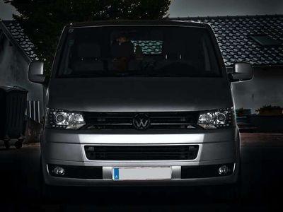 gebraucht VW Caravelle T53,2 V6 4motion Transporter