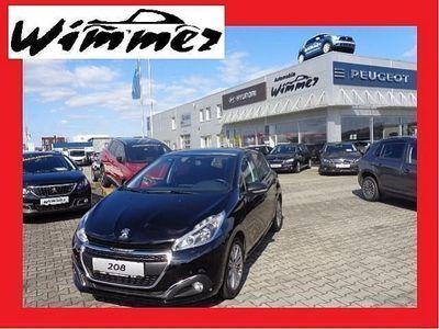 brugt Peugeot 208 Allure 1,6 BlueHDi 120 S&S