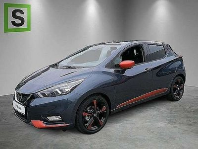 gebraucht Nissan Micra 1,0 IG-T 100 N-Connecta Aut., 101 PS, 5 Türen, Automatik
