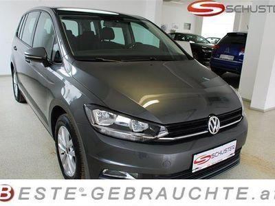 gebraucht VW Touran Trendline 1,6 TDI SCR
