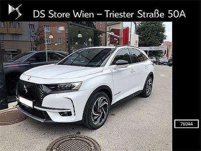 gebraucht DS Automobiles DS7 Crossback E-Tense 300 EAT8 4x4 Performance