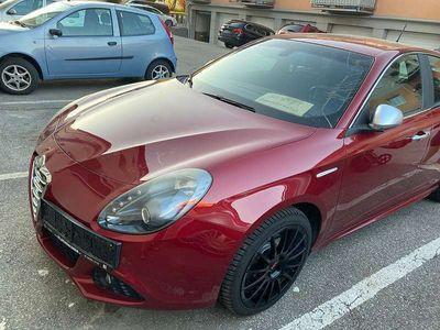 gebraucht Alfa Romeo Giulietta 940 2.0 JTDM Klein-/ Kompaktwagen