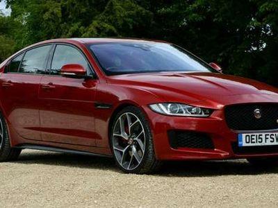 gebraucht Jaguar XE S Aut.
