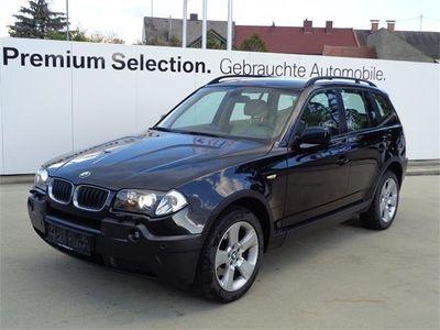 gebraucht BMW X3 3,0i